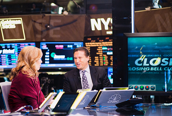 CNBC – Goldie Locks Market