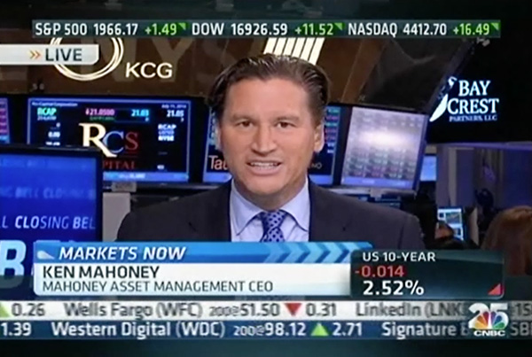CNBC – Choppy market with upward bias