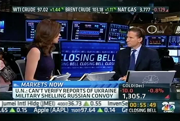 CNBC – The Frankenstein Market