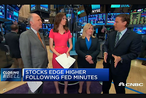 CNBC – What did we learn from the Fed minutes?