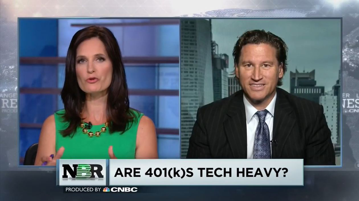 Volatile Times for Tech