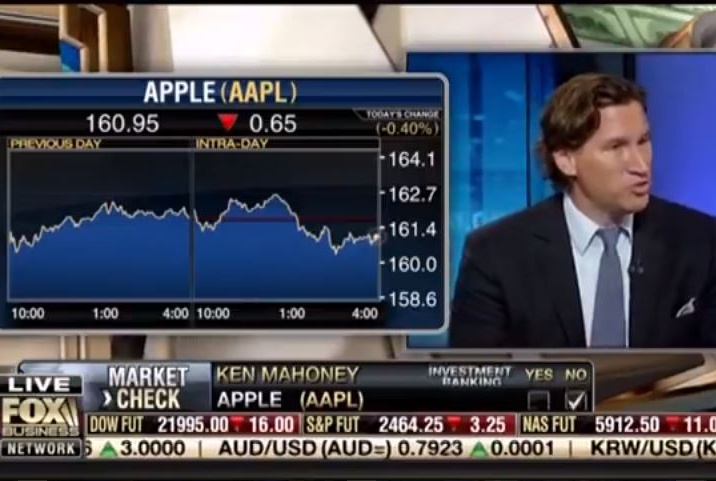 Apple Spending $1 billion