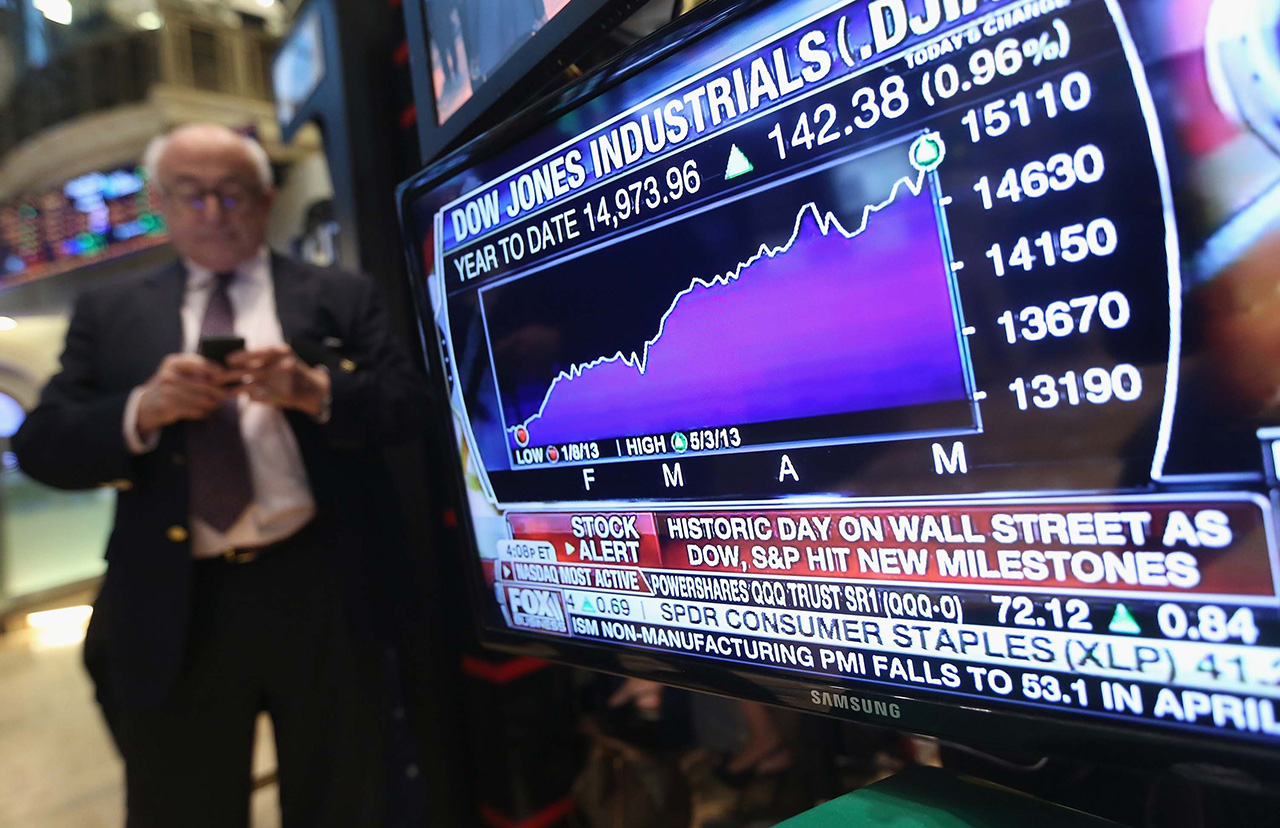 Will the Dow continue to set records?