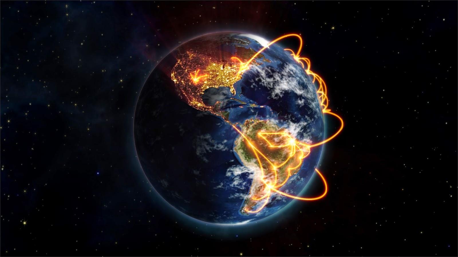 Will international problems derail our markets?