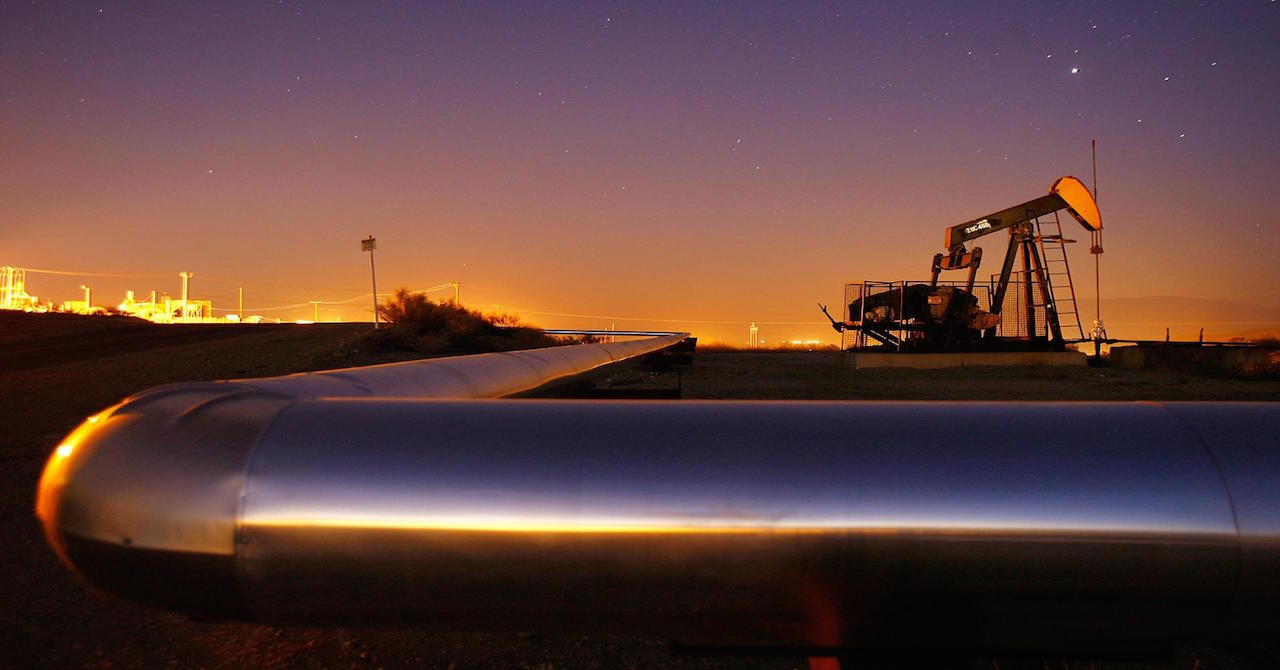 Do lower oil prices spell 'trouble' for the markets?