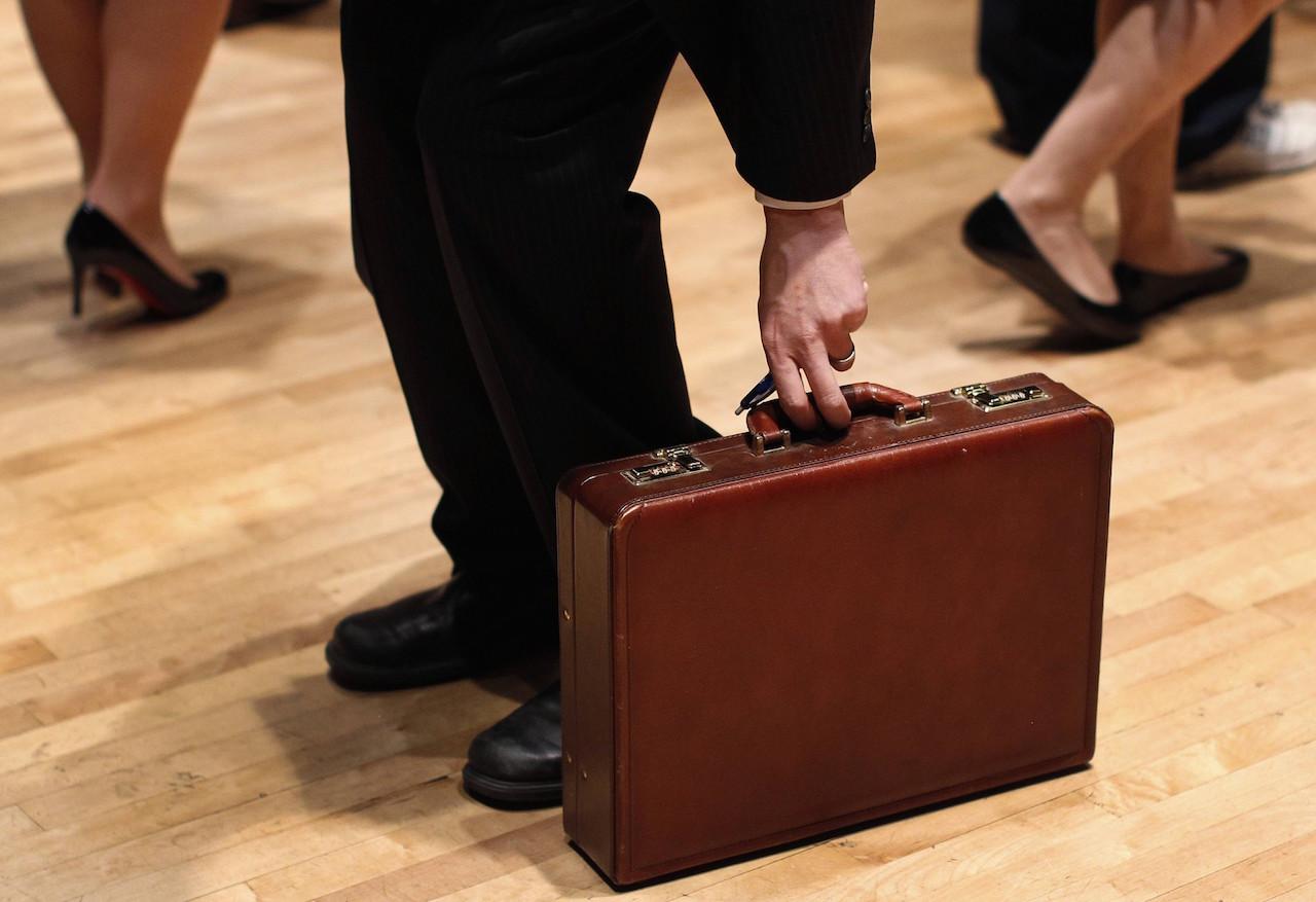 Did the job market turn a corner?