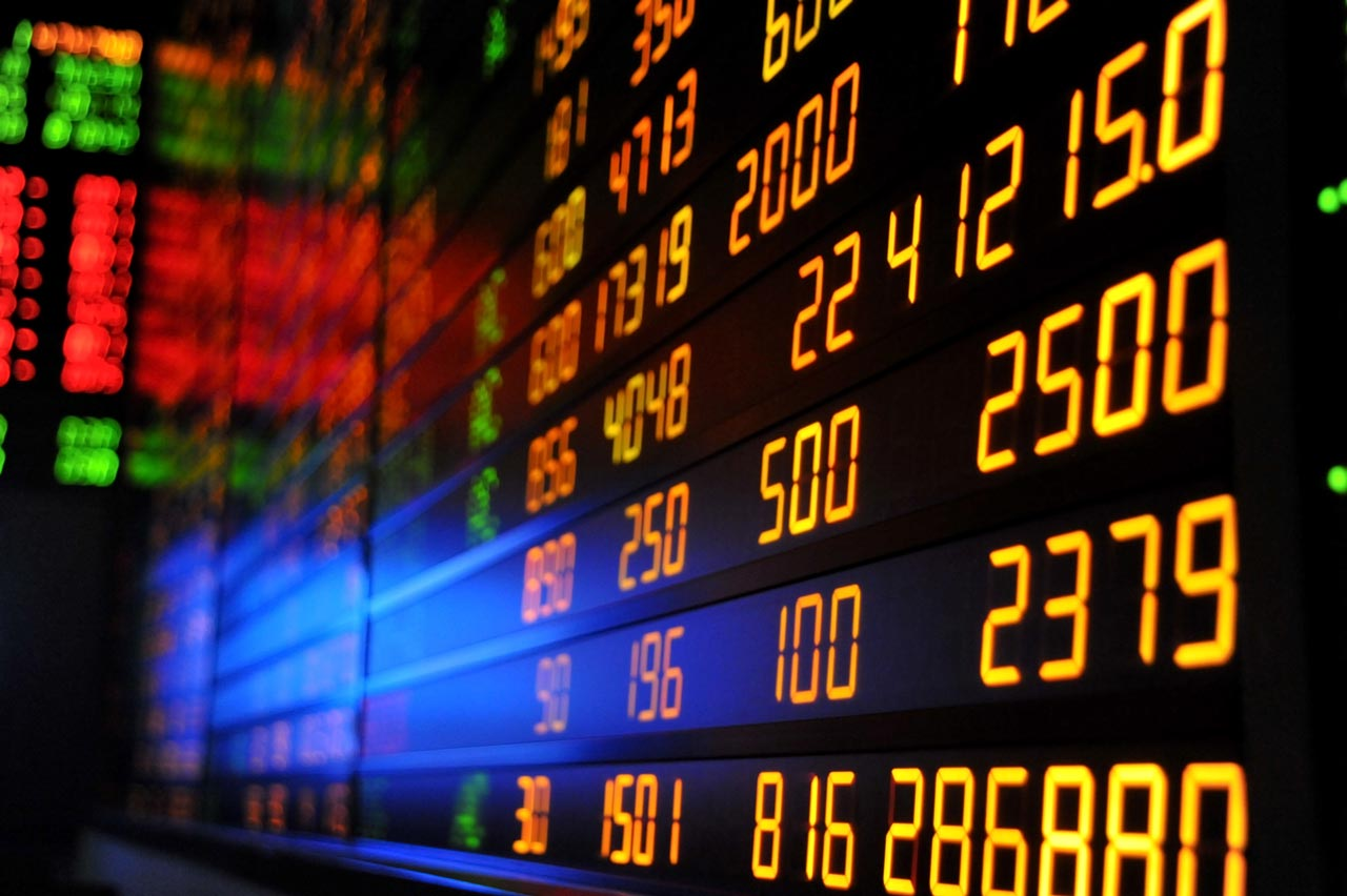 Why are the markets back to record levels?