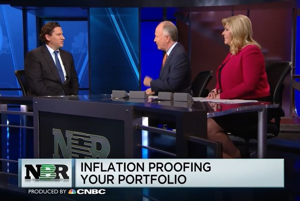 Inflation Proofing Your Portfolio