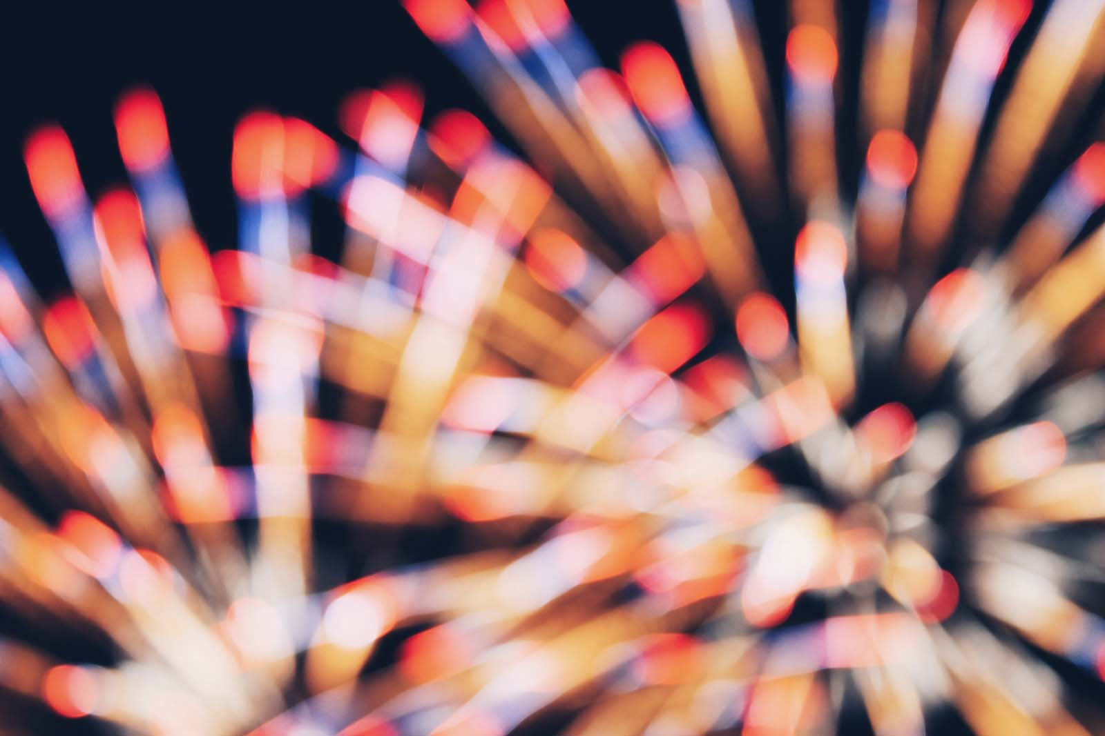 Will July continue to have Fireworks?