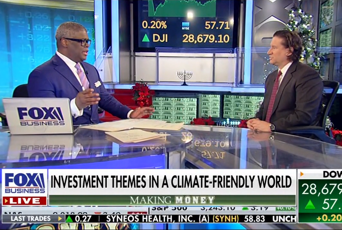 Investment themes in a climate-friendly world