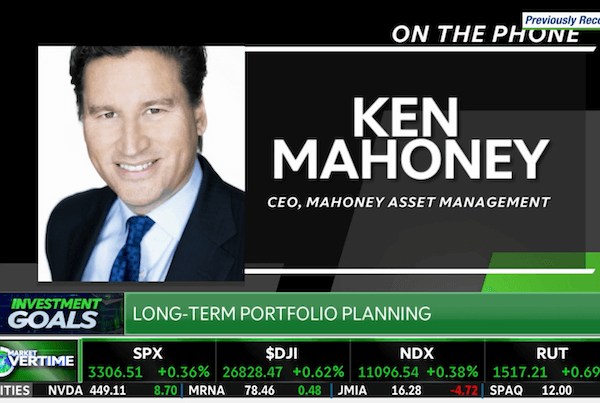 Ken Mahoney's Keys To Long-Term Financial Planning
